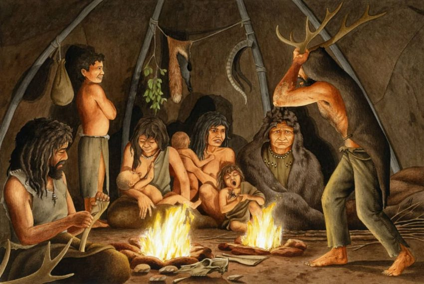 Industria lítica- herramientas prehistoria