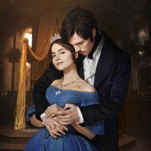 Reina Victoria I de Inglaterra y Alberto