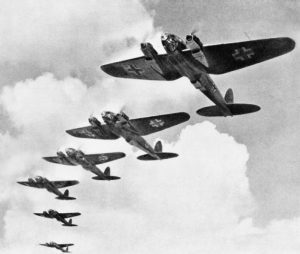 Bombarderos Heinkel He111