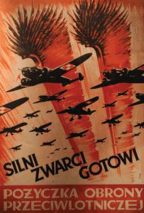 fuerzas aéreas polacas
