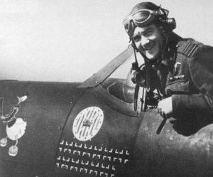 Líder del escuadrón polaco 303