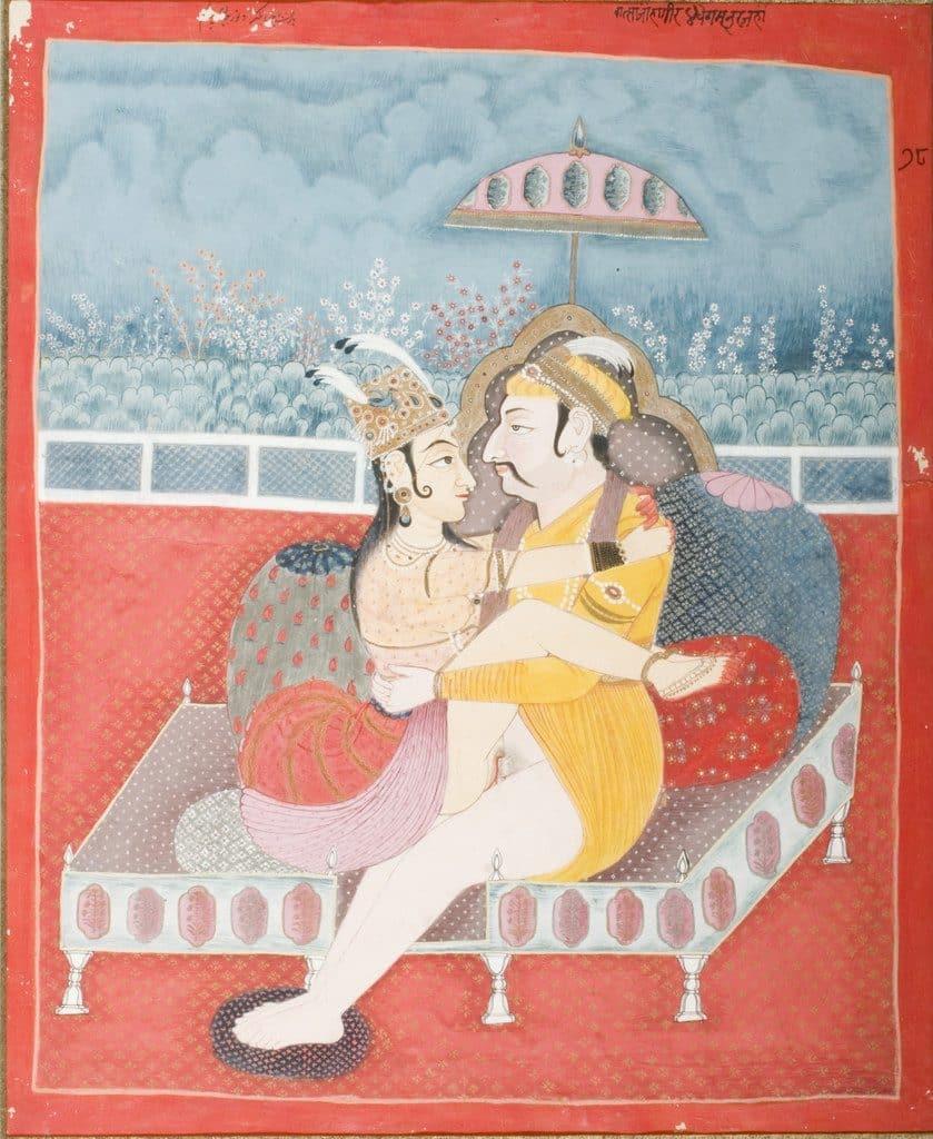 Jahangir y Nur-Jahan