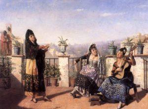Las majas para Goya modelos y mujeres que cambiaron la moda en Madrid
