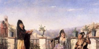 Las majas de Goya, mujeres que con su característica mantilla española cambiaron el Madrid de su época