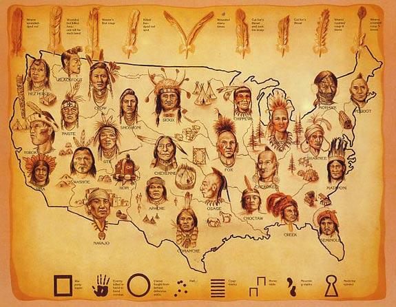 pueblos nativos norte americanos