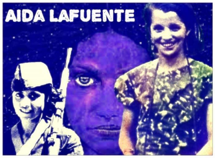 Aida Lafuente la libertaria mujer comunista y revolucionaria de la Revolución de Asturias de 1934
