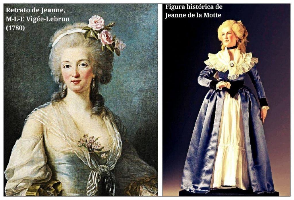 Jeanne de Valois, Condesa de La Motte