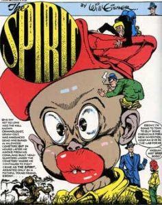 negros en el cómic