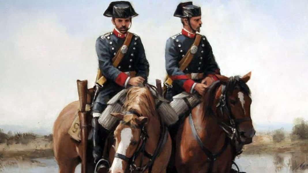 Historia del origen de la Guardia Civil, la benemérita