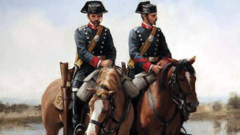 ¡Alto a la Guardia Civil! La historia de la creación de La benemérita