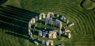 stonehenge - dolmen