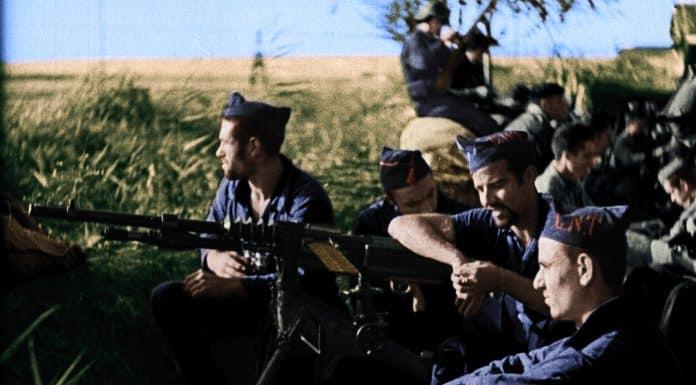 La Guerra Civil Española, las brgadas internacionales, el Batallón Lincoln