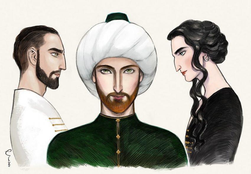 Zaganos Pasha, Mehmet II y Shehabeddin Pasha