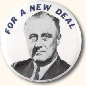 Franklin Delano Roosvelt y el New Deal