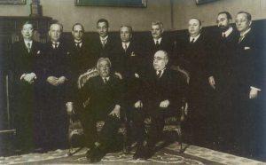 Gobierno de Azaña en 1931 II República española