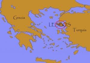 Safo de Lesbos, lesbiana, poeta y musa