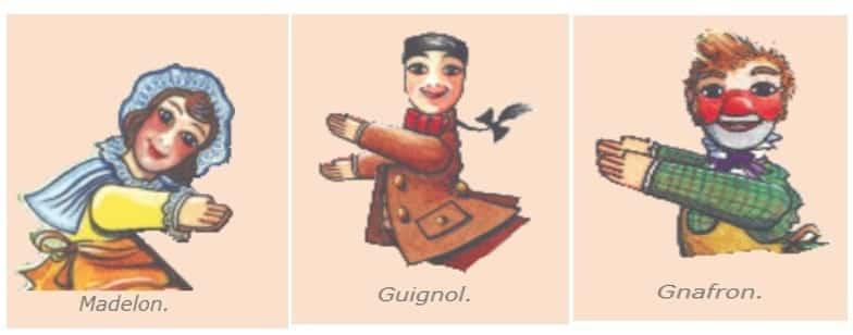 guiñol guignol marionetas