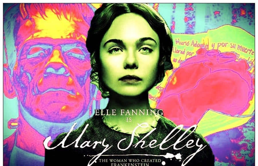 Mary Shelley la creadora de Frankenstein