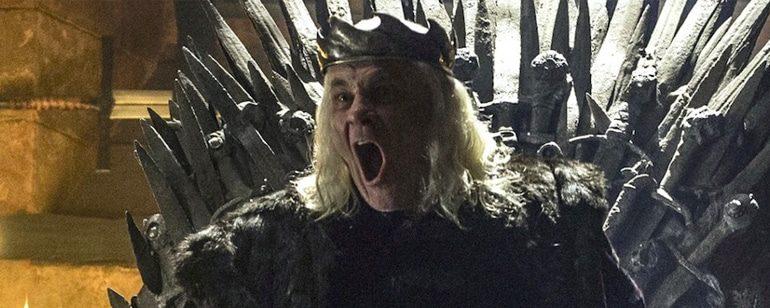 Aerys II el rey loco, tan loco como Federico II de Hohenstaufen