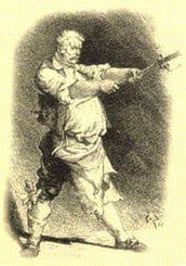 El suicidio de François Vatel chef creador de la crema de Chantilly