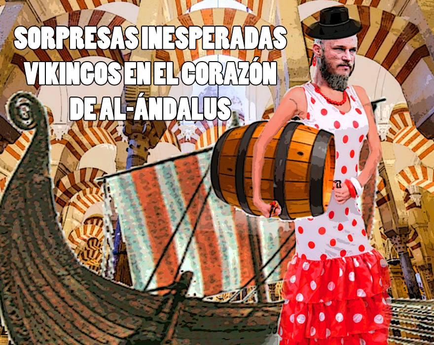 vikingos en España - al-andalus
