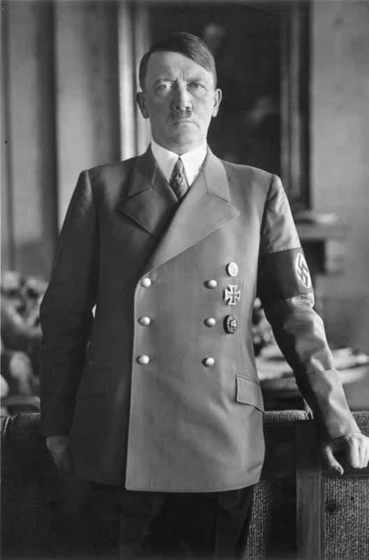 Hitler y la lanza sagrada de Cristo