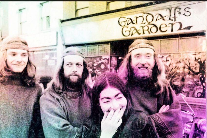 Gandalf´s Garden El Señor de los Anillos y el movimiento hippie o jipi