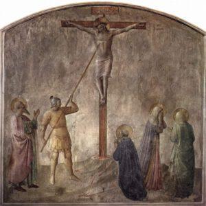 Lanza sagrada o lanza de longinos con la que atravesaron el costado de Cristo, una de las reliquias más buscadas