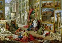 Galería en Roma