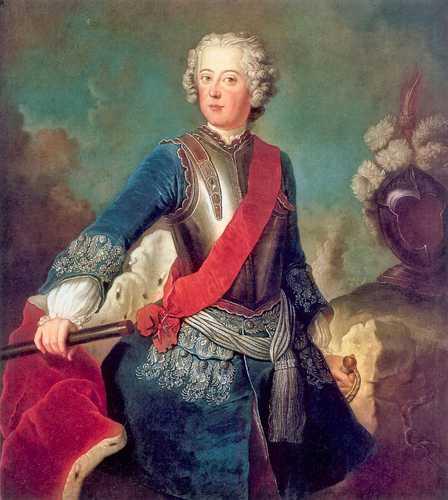Federico II de Prusia el Grande