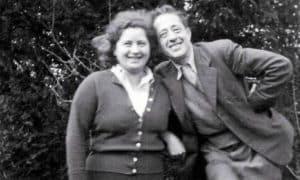 Ilsa Kulcsar y Arturo Barea