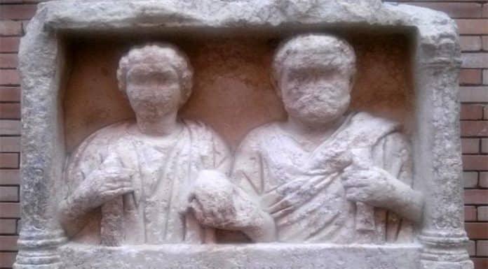 cementerios romanos, necrópolis romanas