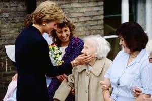 Lady Di, Diana Spencer, Diana de Gales, princesa de Gales y el pueblo