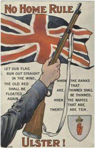 Ulster y la independencia de Irlanda del sur