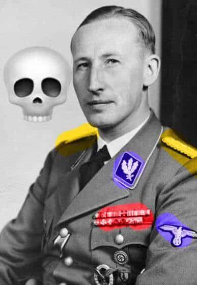 Reinhard Heydrich, usuario de Salón Kitty, el puticlub de los nazis