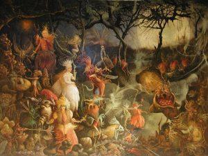 El origen de Halloween el samhain
