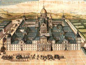 El Escorial, depósito de las reliquias de Felipe II