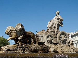 Mitología de la diosa Cibeles