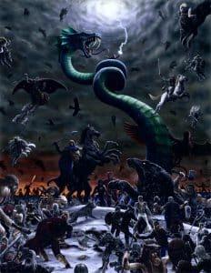 Ragnarök, el fin del mundo según la mitología nórdica