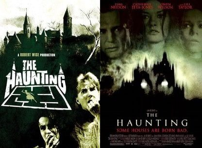 The Haunting 1963 1999