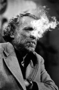 Charles Bukowski. Escritores alcohólicos