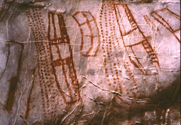 dibujos cuevas prehistoria chamanes estadios de la conciencia alterada