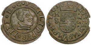 moneda de vellón
