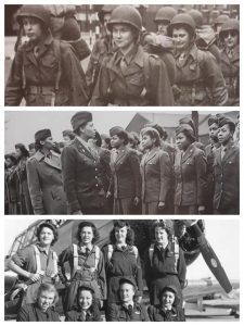 mujeres en la II Guerra Mundial