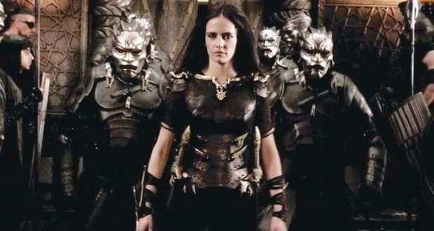 Artemisa de Halicarnaso Eva Green 300 el origen de un imperio