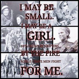 Mujeres en la II Guerra Mundial, de las que salen en Battlefield V