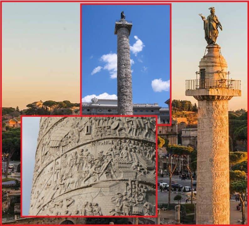 Columna de Trajano Columna Trajana