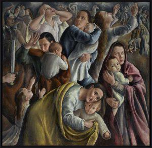 La matanza de los Inocentes por orden de Herodes