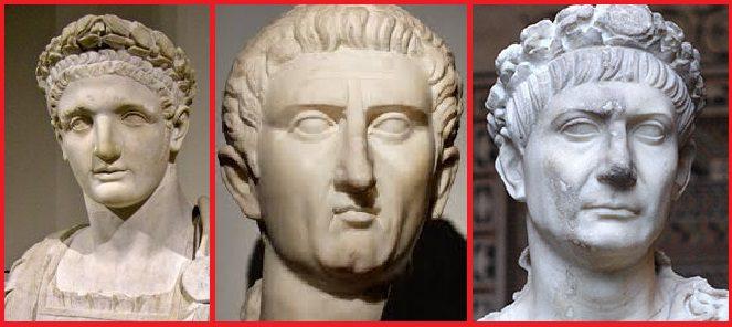 Domiciano, Nerva, Trajano