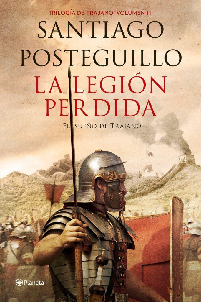 Trilogía de Trajano Santiago Posteguillo